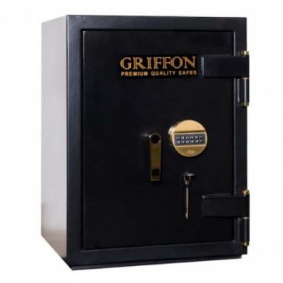 Сейф огневзломостойкий Griffon CL III.68.K.E GOLD