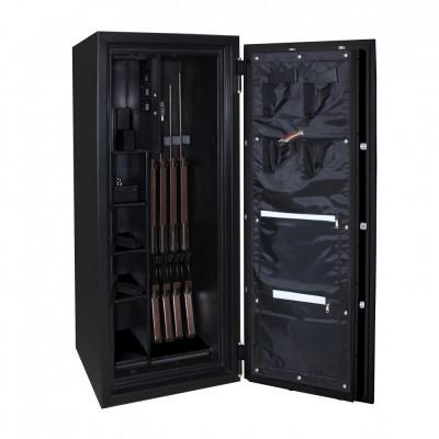 Сейф вогнезломостійкий для зброї Griffon F60CL I.150.E GUN BLACK